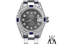 Lugs Diamonds Watches