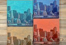 Denver Skyline / Some of our favorite products featuring the Denver skyline