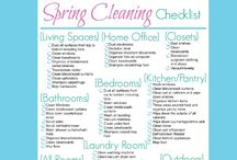 Spring Cleaning / by Emma Carmody