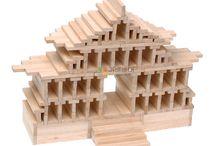 kapla voorbeelden buildings