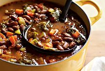 Take the chill out..Soups and stews / by Linda Spang
