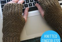 mitts knit