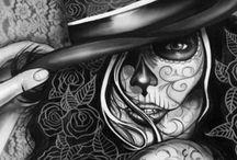 Dia de los Muertos / by Kelly Salcedo