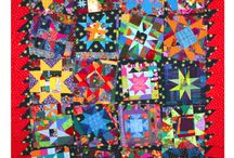 star quilts / star designs / by Carol Mercer