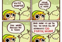 Zelda's World / Great love since my childhood days...
