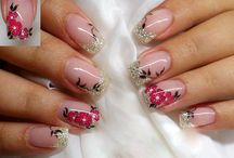 nail arts / creative nail arts