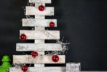 Julekalender trær