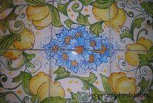 Italian Majolica / ceramica italiana