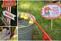 Kids Bday Ideas / by Hayley Christianson