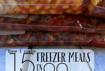 Freezer Meals in Minutes With THM
