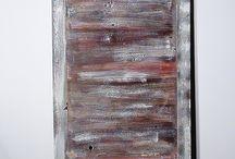 Drzwi przesuwne RENO / Prace wykonane przez pracownie Reno we Wrocławiu