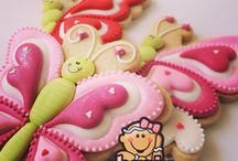 batterfly  cakes