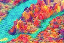 Lego Maps