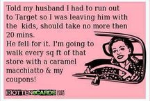 Coupons / Coupon tips and humor