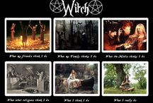 My witch life / My life as a witch