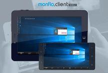 Monflo streaming PC games screenshots