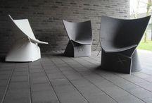 Войлочная и фетровая мебель