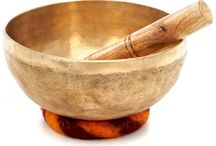 Instruments for Meditation and Music Therapy