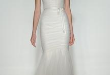 Trumpet wedding dresses / by Dominique Durham