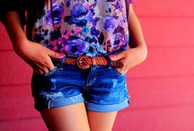 Fashion & Accessories! / by Brittany Woodman