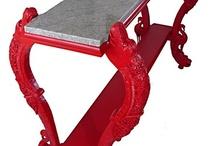 Refurbished Furniture / Ideas and inspiration for refurbishing furniture