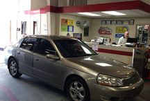 Oil Changes in Pensacola, Fl / We provide oil changes at Bobby Likis Car Clinic / PreRepair® Service Shop. 850-477-9480 || www.CarClinicService.com