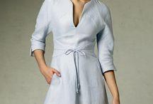 Vogue dress Ralph Rucci
