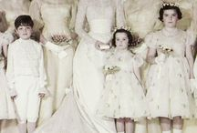 WEDDING DRESSES OF FAMOUS PEOPLE