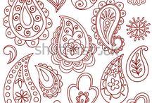 tekenen doodle en mandala