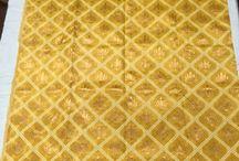 tissue saree