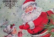 Cartoline Babbo Natale