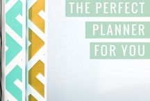 Diary or planner