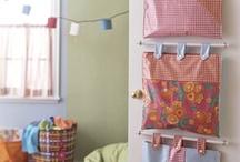 ORGANIZADORES / Ideas e instrucciones para proyectos de bricolaje que ayudan a organizar espacios en el taller o nuestro hogar