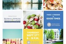 Taste of Downtown 2015 / Check out the culinary gems participating this year's Taste of Sowntown on Thursday, September 17, 2015, from 6-9pm. Don't forget to RSVP at http://tinyurl.com/onlczd2
