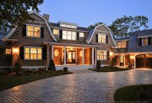 The ultimate driveway / Stone driveways are made from many different materials for unique looks.  What's your favorite?