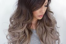 Hair g o a l s / Hair styles and trends