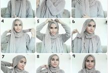 Ideas for the hijab style