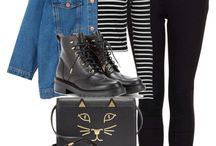 Fashion / for teens and others.