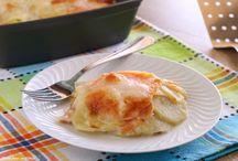 Ricette - Parmigiana (pesce) + pasticci + gratin + crumble