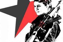Rojava StreetArt