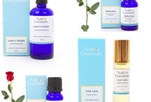 Valentine's day / Exquisite body care and seductive aromas made only with pure and organic botanicals.
