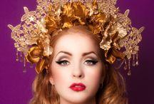 Bride burlesque/saint burlesque