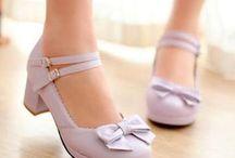 Zapatos Kawaii