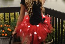 Halloween Outfit #3 / Minnie Mouse