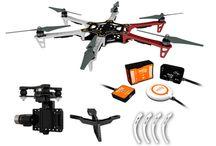 Drony DJI / Platformy do filmowania z powietrza