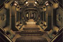 gemi koridorlari