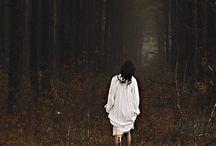 inspiration: dark forest