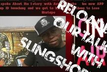Interview with Slingshort on the Politics of being an MC / less Up*!So...we caught up with Slingshort aka the president from Asdylum Trybe _he is an MC, businessman and a versatile creative from Pimville in Jsection.  In this episode we wanted to explore t THE_POLITICS_OF_BEING_AN_MC.We got some interesting background to the Black August Hip Hop Events featuring deadprez, Jeru and Dead Prez- for some Background on Rap ID hit the link below_ http://rapid.mobapp.at/ http://emergentartspace.org/artists/4...