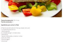 Recetas dietéticas