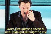 Sherlock Holmes:) / by Amber Sutton